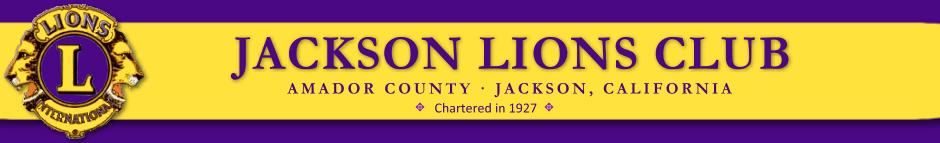 Jackson Lions Club